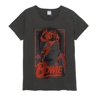 Ženska metal majica David Bowie - Alladin sane - AMPLIFIED, AMPLIFIED, David Bowie