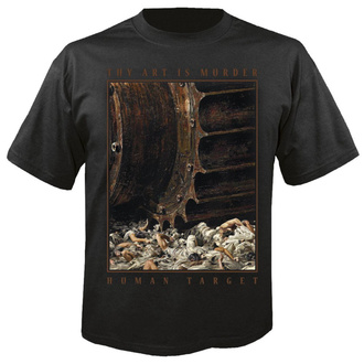 Moška metal majica Thy Art Is Murder - Human target - NUCLEAR BLAST, NUCLEAR BLAST, Thy Art Is Murder