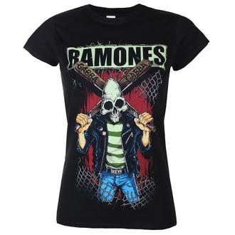 Ženska metal majica Ramones - GABBA GABBA HEY - PLASTIC HEAD, PLASTIC HEAD, Ramones