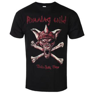 Moška metal majica Running Wild - UNDER JOLLY ROGER - PLASTIC HEAD, PLASTIC HEAD, Running Wild