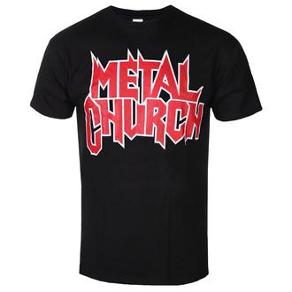 Moška metal majica Metal Church - LOGO - PLASTIC HEAD - PH11497