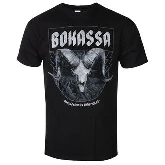 Moška metal majica Bokassa - NARCISSISM - PLASTIC HEAD, PLASTIC HEAD, Bokassa