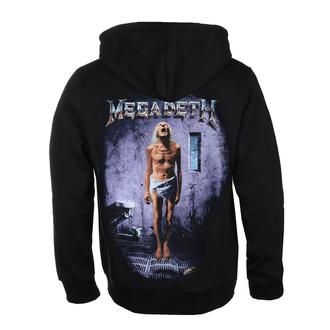 Moška jopa s kapuco Megadeth - COUNTDOWN TO EXTINCTION - PLASTIC HEAD, PLASTIC HEAD, Megadeth