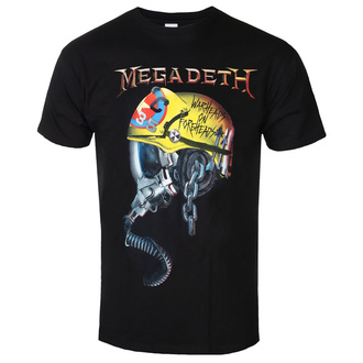 Moška metal majica Megadeth - FULL METAL VIC - PLASTIC HEAD, PLASTIC HEAD, Megadeth