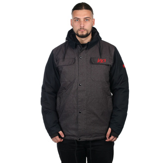 Moška jakna Slayer - Insulated - Črna Denim - 686, 686, Slayer