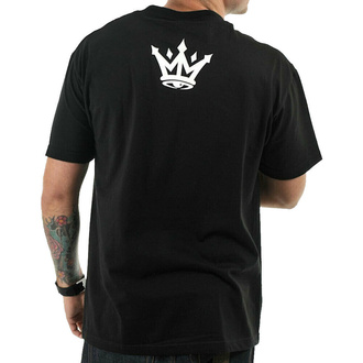 Moška hardcore majica MAFIOSO - COAT OF ARMS II - BLK, MAFIOSO