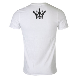 Moška hardcore majica MAFIOSO - ATOMIC BLONDE - WHT, MAFIOSO