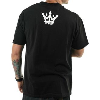 Moška hardcore majica MAFIOSO - Sister Monroe Gold - BLK, MAFIOSO