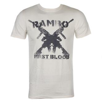 Moška majica Rambo - Guns, AMERICAN CLASSICS, Rambo