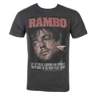 Moška majica Rambo - Gimme Dat Sizzle, AMERICAN CLASSICS, Rambo
