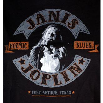 Ženska metal majica Janis Joplin - KOZMIC BLUES - LIQUID BLUE, LIQUID BLUE, Janis Joplin