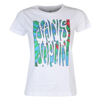 Ženska metal majica Janis Joplin - JANIS PEARL - LIQUID BLUE, LIQUID BLUE, Janis Joplin