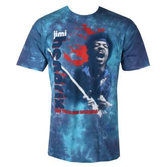 Moška metal majica Jimi Hendrix - FIRE - LIQUID BLUE, LIQUID BLUE, Jimi Hendrix