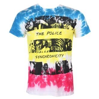 Moška metal majica Police - SYNCHRONICITY - LIQUID BLUE, LIQUID BLUE, Police
