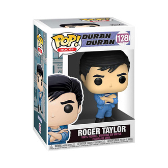 Figura Duran Duran - POP! - Roger Taylor, POP, Duran Duran