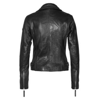 Ženska motoristična jakna PGG W14 LEGV - Črna, NNM