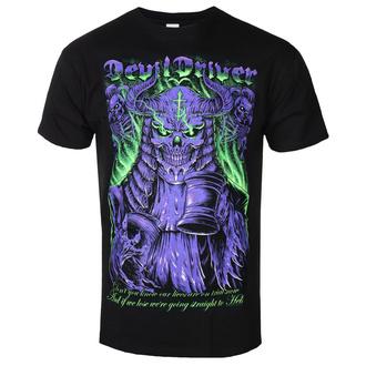Moška metal majica Devildriver - JUDGE NEON - PLASTIC HEAD, PLASTIC HEAD, Devildriver