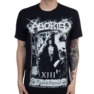Moška metal majica Aborted - Tarot - INDIEMERCH, INDIEMERCH, Aborted