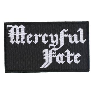 Našitek Mercyful Fate - Logo - RAZAMATAZ, RAZAMATAZ, Mercyful Fate
