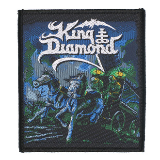 Našitek King Diamond - Abigail - RAZAMATAZ, RAZAMATAZ, King Diamond