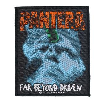 Našitek Pantera - Far Beyond Driven - RAZAMATAZ, RAZAMATAZ, Pantera