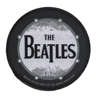 Našitek The Beatles - Drumskin - RAZAMATAZ, RAZAMATAZ, Beatles