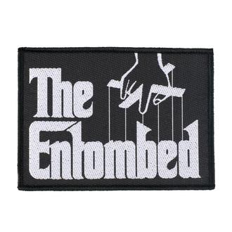 Našitek Entombed - Godfather Logo - RAZAMATAZ, RAZAMATAZ, Entombed