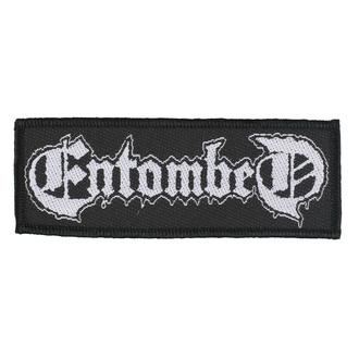 Našitek Entombed - Logo - RAZAMATAZ, RAZAMATAZ, Entombed