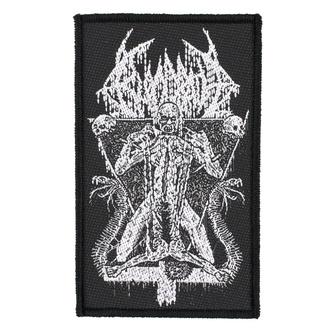 Našitek Bloodbath - Morbid Antichrist - RAZAMATAZ, RAZAMATAZ, Bloodbath