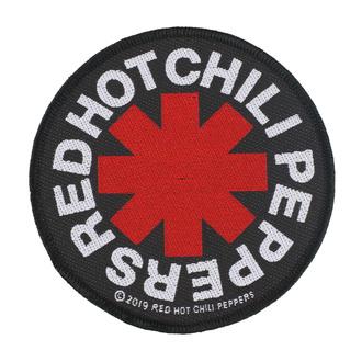 Našitek Red Hot Chili Peppers - Asterisk - RAZAMATAZ, RAZAMATAZ, Red Hot Chili Peppers