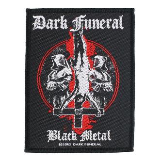 Našitek Dark Funeral - Black Metal - RAZAMATAZ, RAZAMATAZ, Dark Funeral