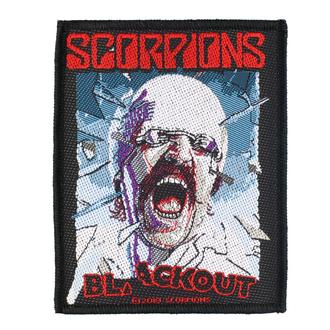 Našitek Scorpions - Blackout - RAZAMATAZ, RAZAMATAZ, Scorpions