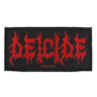 Našitek Deicide - Logo - RAZAMATAZ, RAZAMATAZ, Deicide