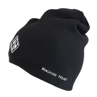 Beanie kapa Machine Head - Diamond - Črna, NNM, Machine Head
