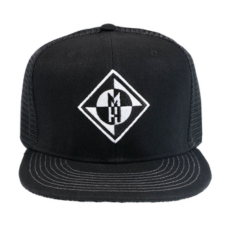 Kapa Machine Head - Diamond - Črna, NNM, Machine Head