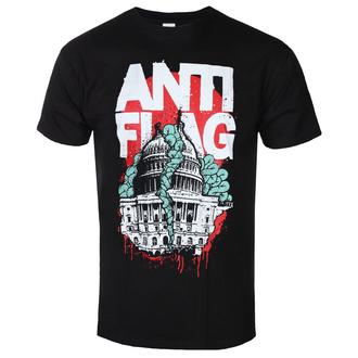 Moška metal majica Anti-Flag - Washington DC Black - KINGS ROAD, KINGS ROAD, Anti-Flag