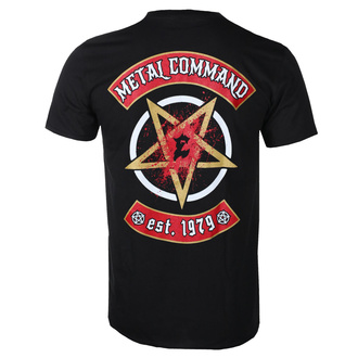 Moška metal majica Exodus - Metal Command - KINGS ROAD, KINGS ROAD, Exodus