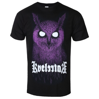 Moška metal majica Kvelertak - Barlett Owl Purple - KINGS ROAD, KINGS ROAD, Kvelertak