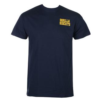 Moška metal majica Gorila Biscuits - Hold Your Ground Pocket - KINGS ROAD, KINGS ROAD, Gorila Biscuits