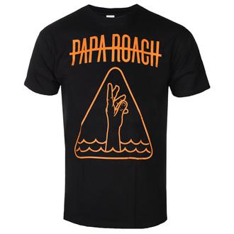 Moška metal majica Papa Roach - Hand Icon - KINGS ROAD, KINGS ROAD, Papa Roach