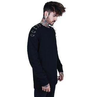 Moški pulover (brez kapuce) - Lester - KILLSTAR, KILLSTAR