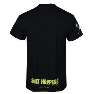 Moška metal majica Gutalax - Shit Happens - ROTTEN ROLL REX, ROTTEN ROLL REX, Gutalax