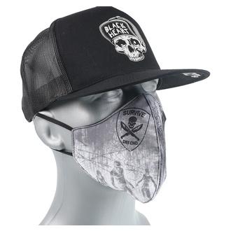 Obrazna maska ALISTAR - Zombie, ALISTAR