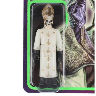 Figura Ghost - Papa Emeritus III Glow in the Dark, NNM, Ghost