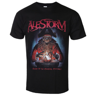 Moška metal majica Alestorm - Curse of the Crystal Coconut - NAPALM RECORDS, NAPALM RECORDS, Alestorm