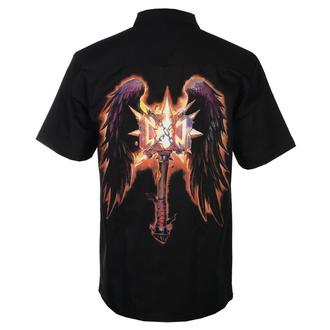 Moška srajca Hammerfall - Hammer Wings Worker-Hemd - ART WORX, ART WORX, Hammerfall