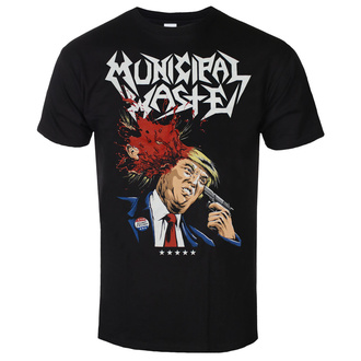 Moška metal majica Municipal Waste - Trump- črna - ART WORX, ART WORX, Municipal Waste