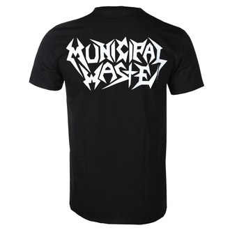 Moška metal majica Municipal Waste - Logo - ART WORX, ART WORX, Municipal Waste