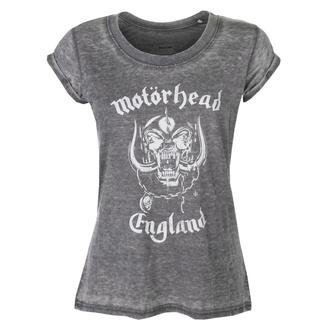 Ženska majica Motörhead - England - ROCK OFF, ROCK OFF, Motörhead