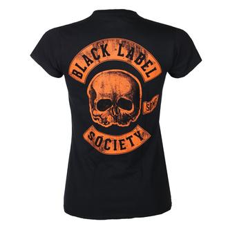 Ženska majica BLACK LABEL SOCIETY - HARDCORE HELLRIDE - PLASTIC HEAD, PLASTIC HEAD, Black Label Society